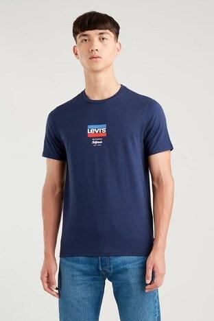 Levi's - Levis Erkek T Shirt 39636-0061 LACİVERT