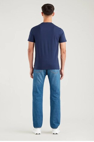 Levis Erkek T Shirt 39636-0061 LACİVERT