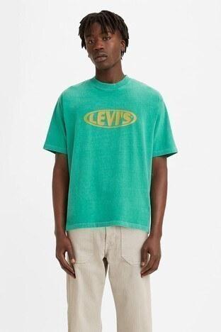 Levi's - Levis Erkek T Shirt 87373-0010 YEŞİL