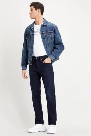 Levi's - Levis Pamuklu Regular Fit 502 Jeans Erkek Kot Pantolon 29507-0773 KOYU LACIVERT