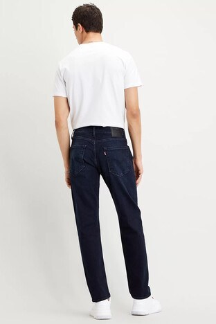 Levis Pamuklu Regular Fit 502 Jeans Erkek Kot Pantolon 29507-0773 KOYU LACIVERT