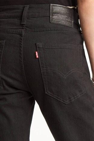 Levis Pamuklu Skinny Jeans Erkek Kot Pantolon 84558-0001 SİYAH