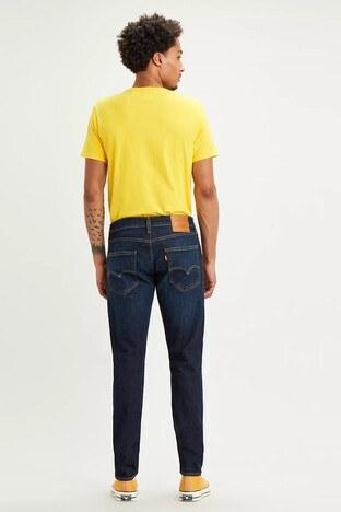 Levis Slim Fit Pamuklu 512 Jeans Erkek Kot Pantolon 28833-0633 LACİVERT