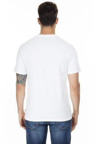 Levis Regular Fit Bisiklet Yaka Erkek T Shirt 22489-0262 BEYAZ