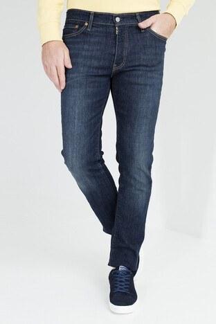 Levi's - Levis Slim Fit Dar Paça Pamuklu 511 Jeans Erkek Kot Pantolon 045114102 LACİVERT