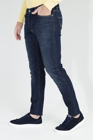 Levis Slim Fit Dar Paça Pamuklu 511 Jeans Erkek Kot Pantolon 045114102 LACİVERT