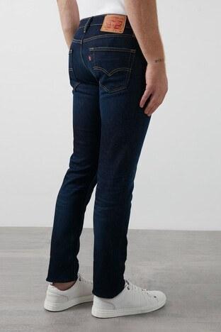 Levis Slim Fit Pamuklu 511 Jeans Erkek Kot Pantolon 04511-4885 LACİVERT
