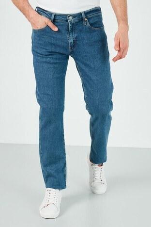 Levi's - Levis Slim Fit Pamuklu 511 Jeans Erkek Kot Pantolon 04511-5084 MAVİ