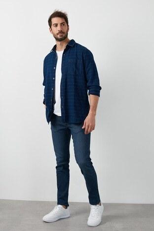 Levis 512 Jeans Erkek Kot Pantolon 28833-0405 LACİVERT