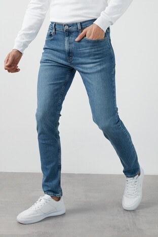 Levi's - Levis Slim Fit Pamuklu 512 Jeans Erkek Kot Pantolon 28833-0786 MAVİ