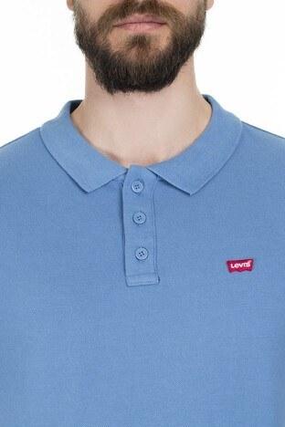 Levis T Shirt Erkek Polo 22401-0110 MAVİ