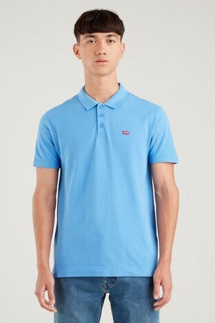 Levi's - Levis T Shirt Erkek Polo 35959-0011 MAVİ