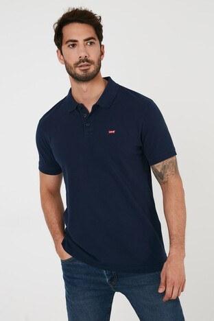 Levi's - Levis T Shirt Erkek Polo A0229-0001 LACİVERT
