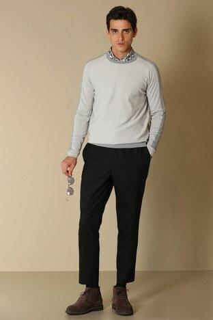 Lufian - Lufian Erkek Pantolon 112190251 SİYAH