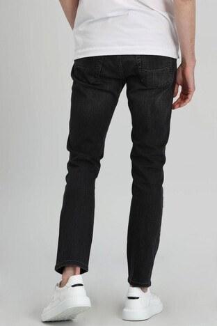 Lufian Hılbert Pamuklu Slim Fit Jeans Erkek Kot Pantolon 111200079 ANTRASİT
