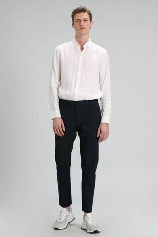 Lufian Sernat Pamuklu Slim Fit Erkek Pantolon 111190111 LACİVERT