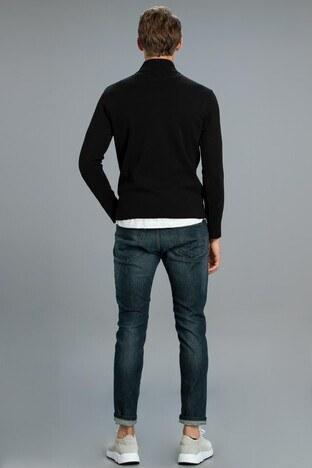 Lufian Werner Slim Fit Pamuklu Jeans Erkek Kot Pantolon 112200097 MAVİ