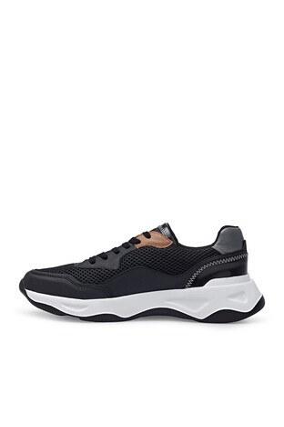 Lumberjack Günlük Spor Erkek Ayakkabı PIERRE 1FX SİYAH