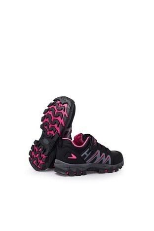 Lumberjack Günlük Spor Kız Çocuk Ayakkabı UNDER SİYAH-FUJYA