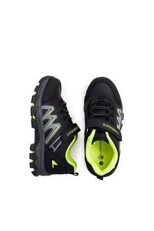 Lumberjack Günlük Spor Kız Çocuk Ayakkabı UNDER SİYAH-LİME