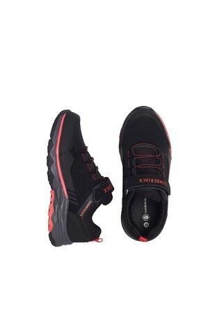 Lumberjack Günlük Spor Unisex Ayakkabı BLANKA SİYAH-KIRMIZI