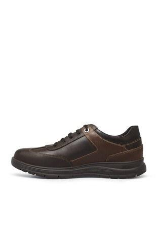 Lumberjack Hakiki Deri Erkek Ayakkabı LINES NUB KUM