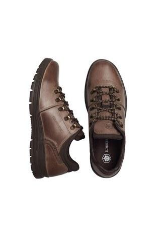 Lumberjack Hakiki Deri Günlük Spor Erkek Ayakkabı LINDUM NUB 9PR KUM