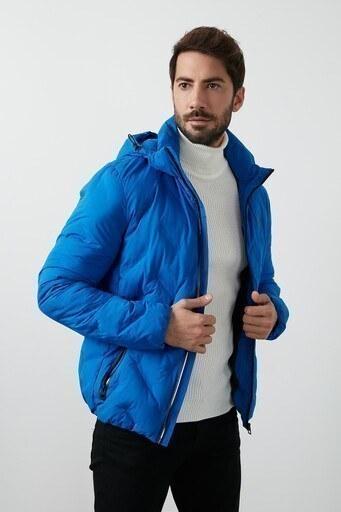 Lumberjack Kapüşonlu Erkek Mont HENRY COAT SAKS