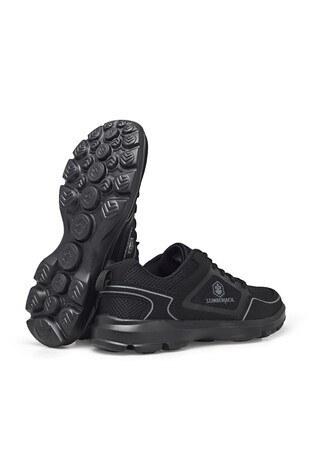 Lumberjack Memory Foam Trekking Erkek Ayakkabı SAILOR 1FX SİYAH-SİYAH