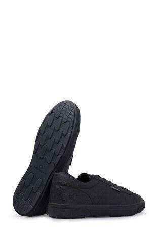 Lumberjack Sneaker Erkek Ayakkabı BUSIA SİYAH-SİYAH