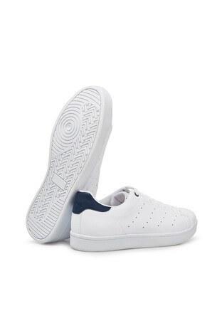 Lumberjack Sneaker Erkek Ayakkabı GRAZZI 1FX BEYAZ
