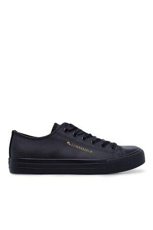 Lumberjack Sneaker Kadın Ayakkabı SOHO SİYAH