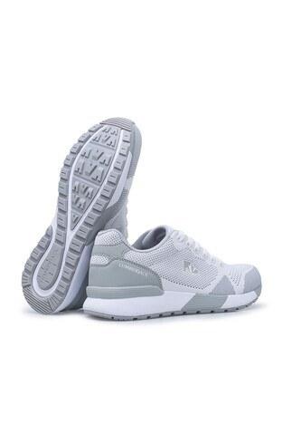Lumberjack Sneaker Kadın Ayakkabı VENDOR WMN BEYAZ-GRİ