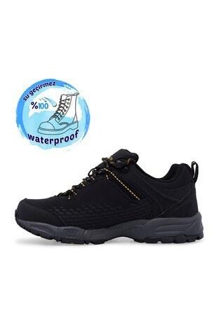 Lumberjack Su Geçirmez Kadın Ayakkabı FLAKE G SİYAH