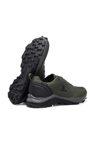 Lumberjack Su Geçirmez Kışlık Outdoor Erkek Ayakkabı TOMAS HAKİ