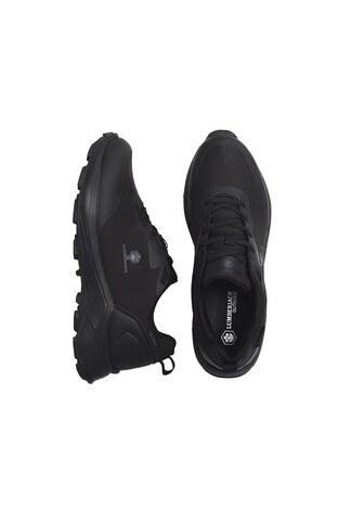 Lumberjack Su Geçirmez Kışlık Outdoor Erkek Ayakkabı TOMAS SİYAH-SİYAH