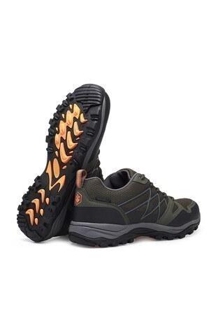Lumberjack Su Geçirmez Kışlık Outdoor Erkek Ayakkabı WEST 9PR HAKİ