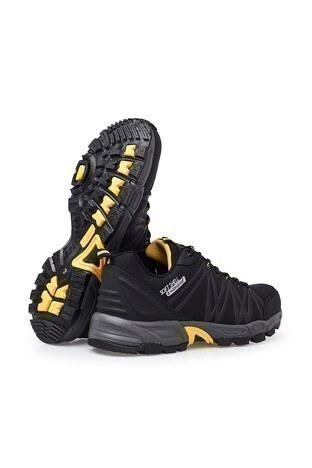 Lumberjack Su Geçirmez Soft Shell Outdoor Erkek Ayakkabı SHELL 9PR SİYAH