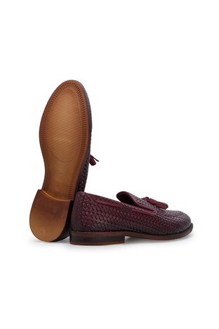 Machossen Erkek Ayakkabı 33161708SO BORDO