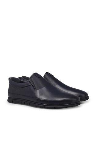 Marco Rossi Deri Erkek Ayakkabı 3514519 LACİVERT