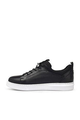 Marco Rossi Deri Erkek Ayakkabı 3515250 SİYAH