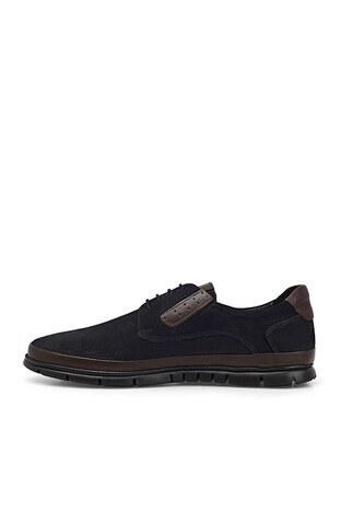Marco Rossi Deri Erkek Ayakkabı 3515254 LACİVERT