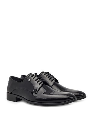 Marco Rossi Hakiki Deri Klasik Erkek Ayakkabı 351980 SİYAH