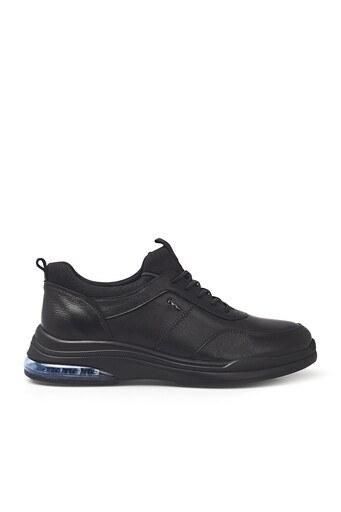 Marcomen Bağcıklı Deri Erkek Ayakkabı 15212276 SİYAH