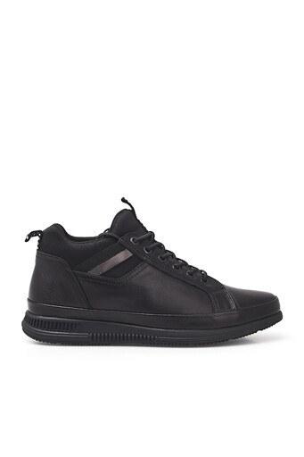 Marcomen Bağcıklı Deri Erkek Ayakkabı 15212295 SİYAH