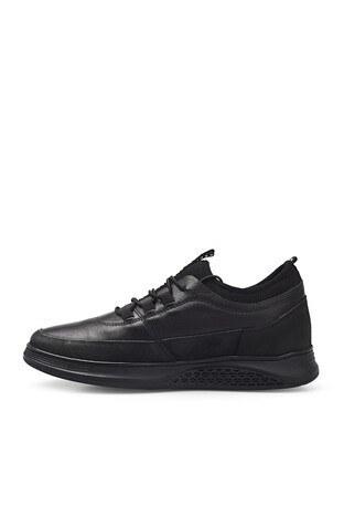 Marcomen Bağcıklı Deri Erkek Ayakkabı 15212580 SİYAH