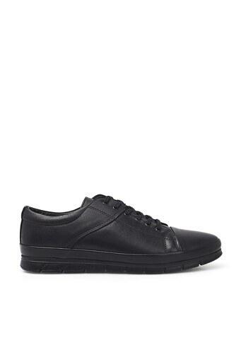 Marcomen Bağcıklı Deri Erkek Ayakkabı 1524517 SİYAH