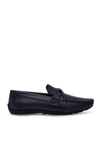 Marcomen Casual Deri Erkek Ayakkabı 15213189 LACİVERT