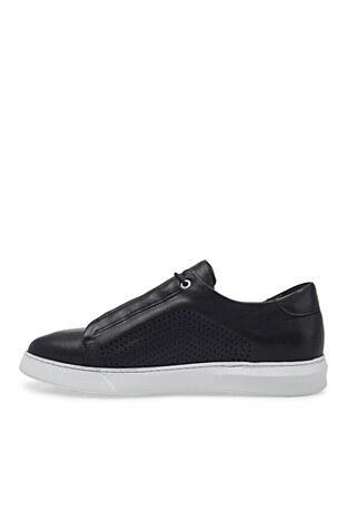 Marcomen Casual Deri Erkek Ayakkabı 15213332 SİYAH