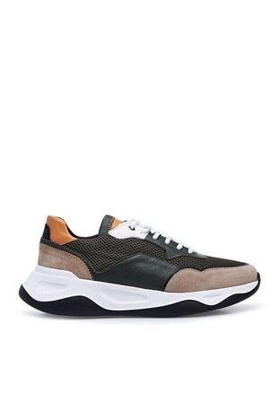 Marcomen Casual Erkek Ayakkabı 15213006 HAKİ-BEJ